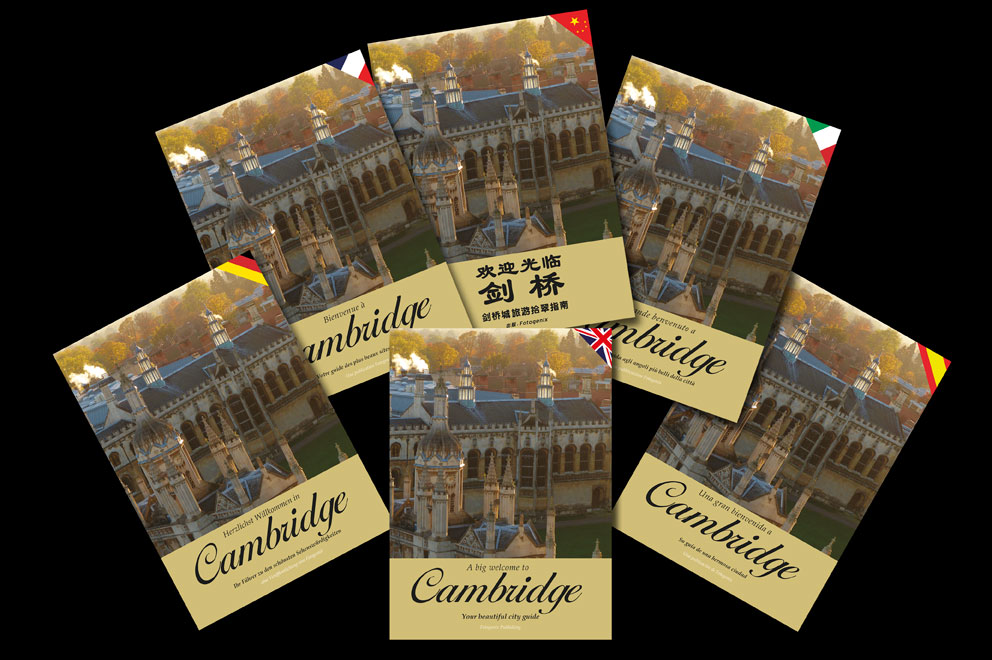Please click here to view sample pages of A BIG Welcome to Cambridge