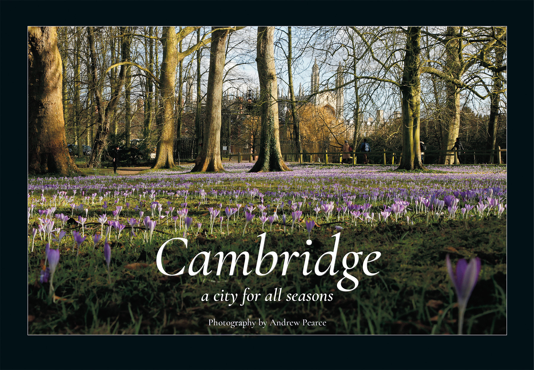 Our 2 new latest books on Cambridge- new publication coming soon!